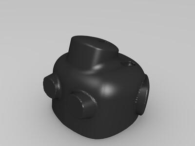 小豬撲滿-3d打印模型