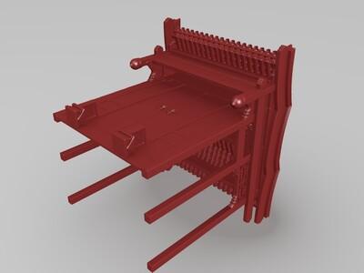 房屋素材-3d打印模型