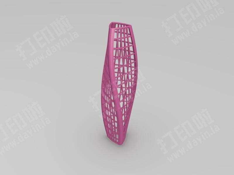 吊灯灯罩-3d打印模型