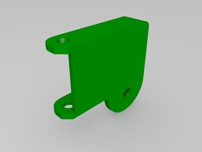 电线拖链节-3d打印模型
