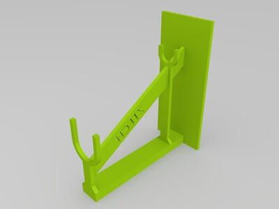 3D打印笔底座 -3d打印模型