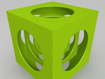 连环套-3d打印模型