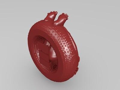 辛普森-3d打印模型