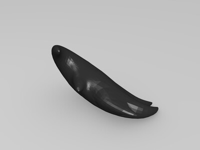 可可马鞍-3d打印模型