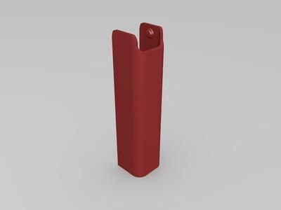 耳机收纳盒-3d打印模型
