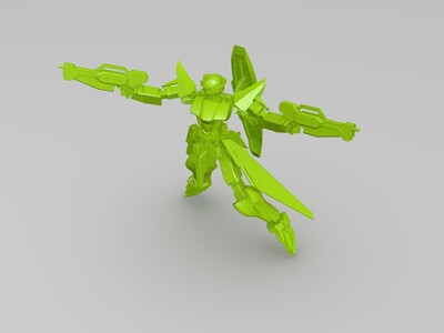 高达 /机器人 战争武器-3d打印模型