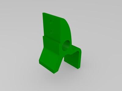 2轴高稳云台-3d打印模型