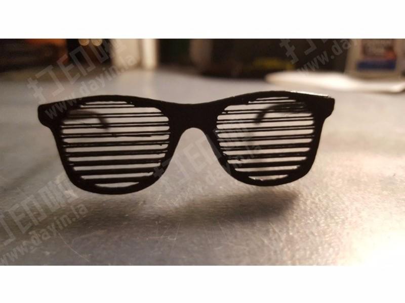 模型STL文件下载-3d打印性感-打印啦3D打印与4眼镜沙滩怎样npc