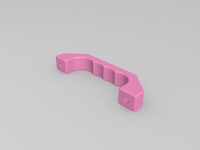把手-3d打印模型