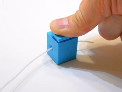 剪短耗材配件-3d打印模型