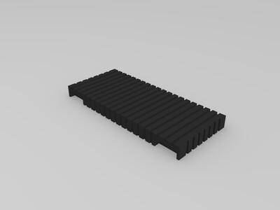 小艇-3d打印模型