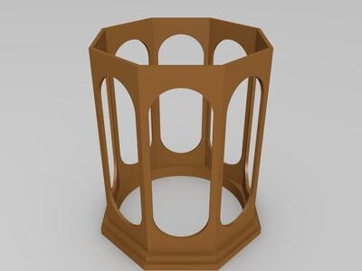 灯笼-3d打印模型
