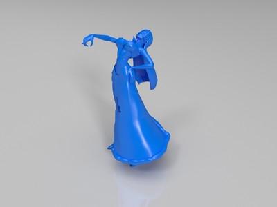 海贼角色打包-3d打印模型