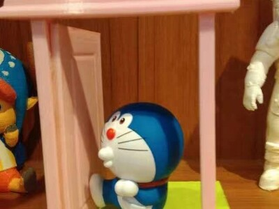 哆啦A梦任意门-3d打印模型