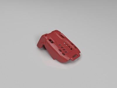 汽车座椅小模型-3d打印模型