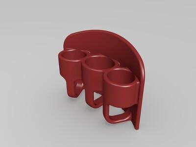 手指护具-3d打印模型