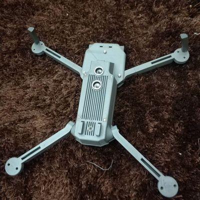 最新大疆御折叠无人机全打印框架-3d打印模型