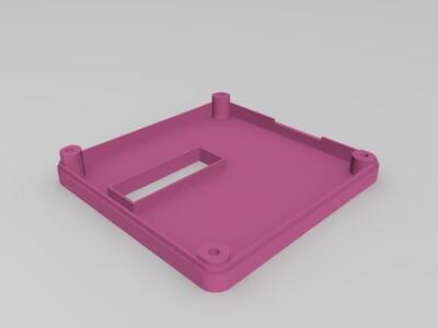 12846屏幕壳-3d打印模型