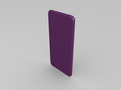 苹果6 plus-3d打印模型
