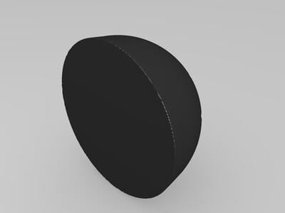 鹰之哀伤-3d打印模型