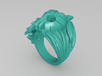 永猎双子-3d打印模型
