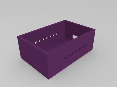 TB6600-3d打印模型