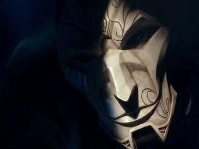 烬 的面具-3d打印模型