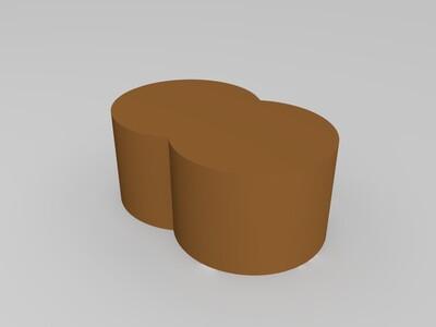 酒架-3d打印模型