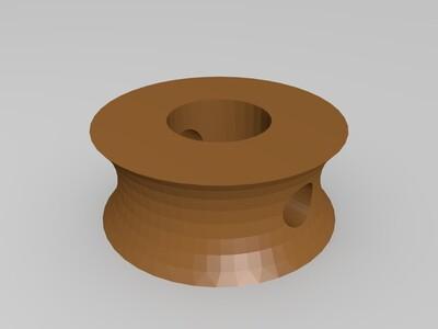 简易鱼竿-3d打印模型