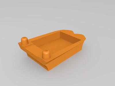 五代机u盘-3d打印模型
