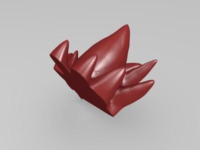 悟吉塔-3d打印模型