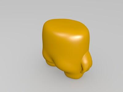 超级肉食男孩-3d打印模型