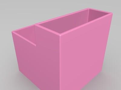 工具盒子-3d打印模型