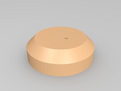 腿灯-3d打印模型