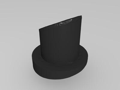 推土机-3d打印模型