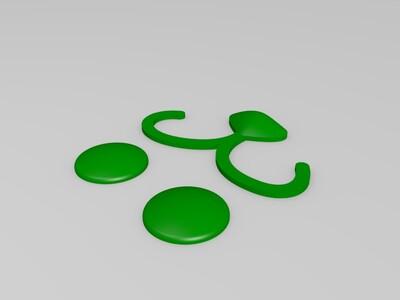 宠物灯-3d打印模型