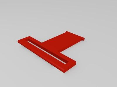 平板手机支架-3d打印模型