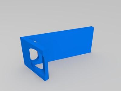 小米6手机座(方便视频聊天)-3d打印模型