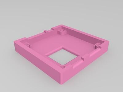 NanoPI NEO 外壳-3d打印模型