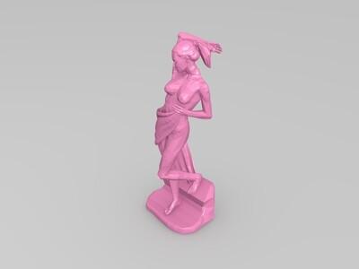西方艺术雕塑3-3d打印模型