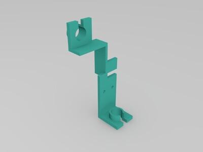 Y轴线架-3d打印模型