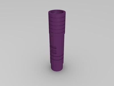 火帽-3d打印模型