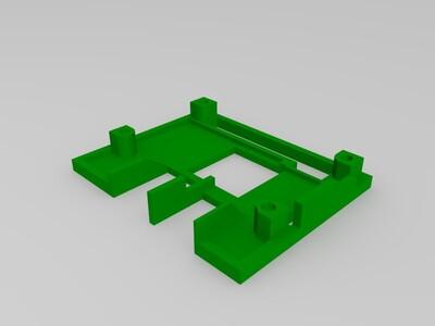 NanoPI-M1外壳-3d打印模型