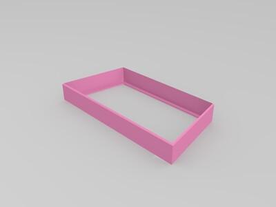 饼干屋-3d打印模型