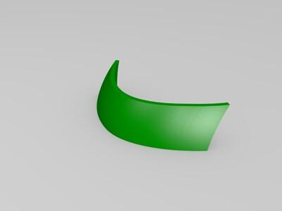 乐高-忍者神龟-3d打印模型