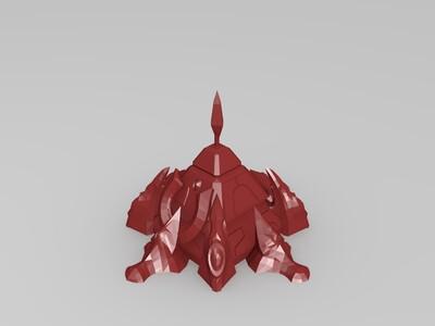 星灵枢纽-3d打印模型