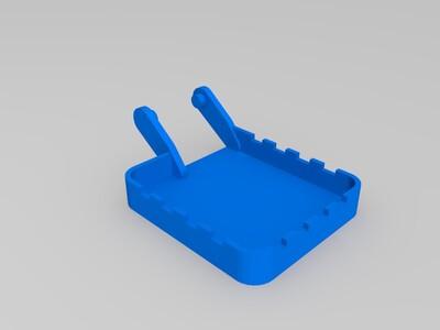沙滩城堡-3d打印模型