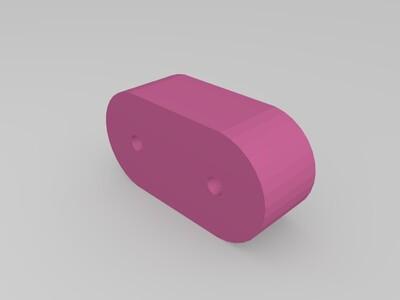 口袋方块 指尖积木-3d打印模型