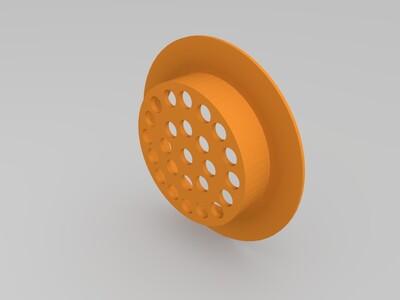水池普通滤网-3d打印模型