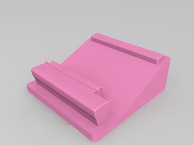 弹烟盒自动出烟卷-3d打印模型